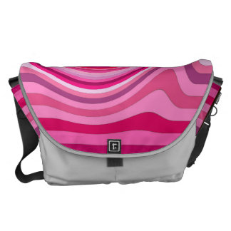 Wear the Wave! Messenger Bag