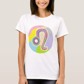Wear your birth symbol : LEO Zodiac Astrology T-Shirt