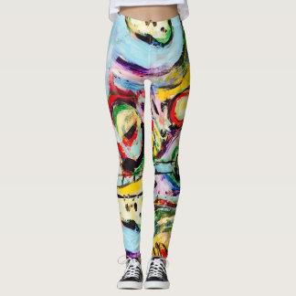 Wearable Art Leggings