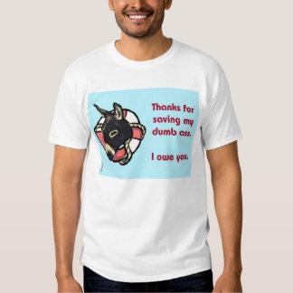 Wearable IOU(s) Tee Shirt