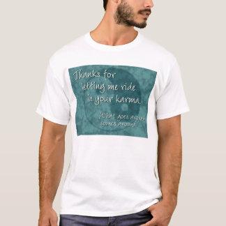Wearable IOU T-Shirt