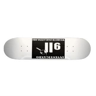 WeAreChange Latino Skate bordo de la cubierta Skateboard Deck