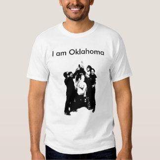 WeAreOklahoma, I am Oklahoma Tee Shirt