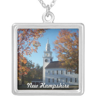 Wearin' New Hampshire Necklaces
