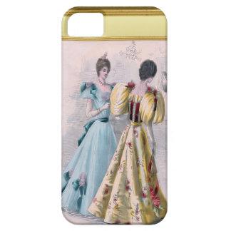 Wearing ballgowns iPhone SE/5/5s case