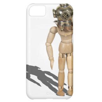 WearingDivingHelmet081212.png Case For iPhone 5C