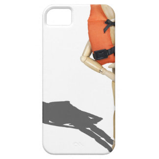 WearingLifeVest081212.png iPhone 5 Cover