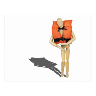 WearingLifeVest081212.png Postcard