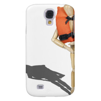 WearingLifeVest081212.png Samsung Galaxy S4 Case