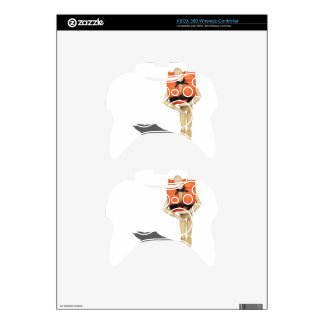 WearingLifeVest081212.png Xbox 360 Controller Skins