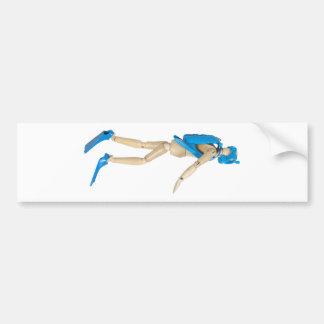 WearingScubaGear Bumper Sticker