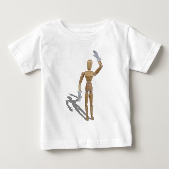 WearingShinyGloves011011 Baby T-Shirt