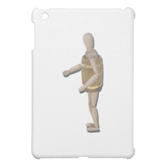 WearingWoodenBarrel050111 iPad Mini Cover