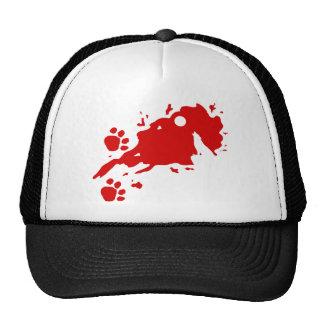 Wearwolf Horror design Hat