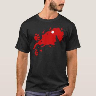 Wearwolf Horror design T-Shirt