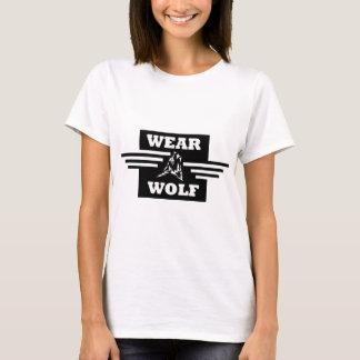 Wearwolf Stripes logo T-Shirt