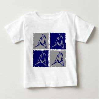 Wearwolf Tribal wolf by 4 logo Baby T-Shirt