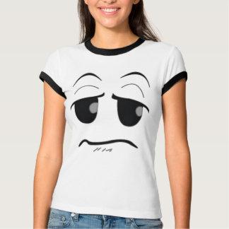 Weary Face T-Shirt