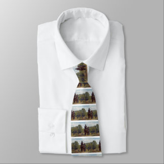Weary Union Soldiers Tie