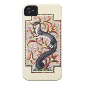 Weasel and Mouse iPhone 4 Case-Mate Case