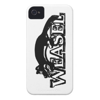 Weasel iPhone 4 Cover