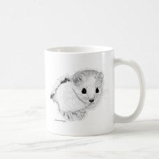 Weasel Classic White Coffee Mug