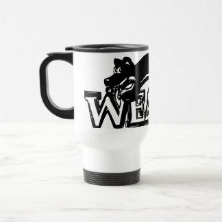 Weasel Travel Mug