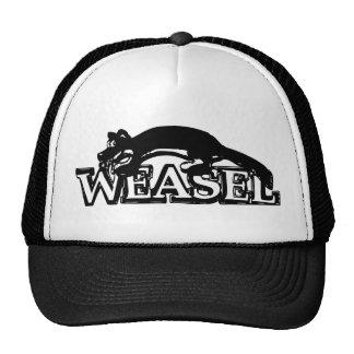 Weasel Trucker Hat