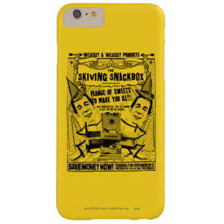 Weasley and weasley Products Barely There iPhone 6 Plus Case