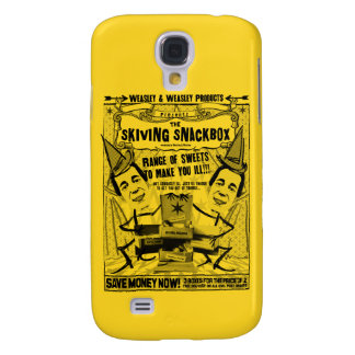 Weasley and weasley Products Samsung S4 Case