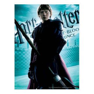 Weasley de Ron Tarjetas Postales