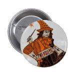 Weasleys' Card Back 2 Inch Round Button