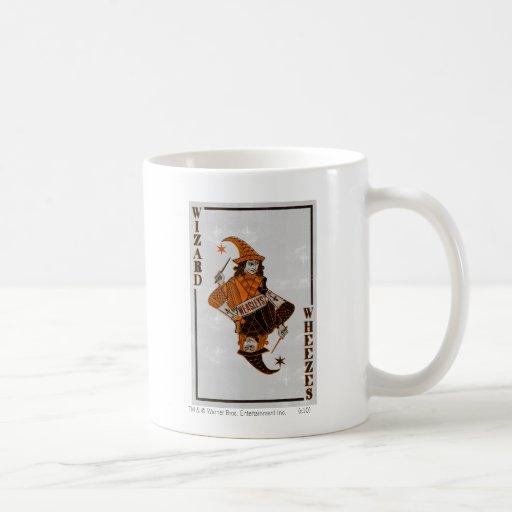 Weasleys' Card Back Classic White Coffee Mug