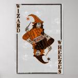 Weasleys' Card Back Print
