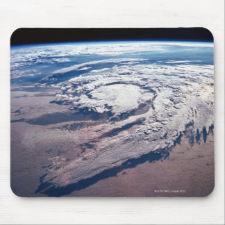Weather Above Earth Mouse Pad