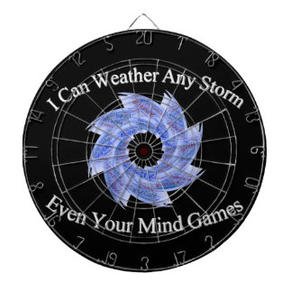 Weather Any Storm Dart Board