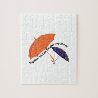 Weather Any Storm Jigsaw Puzzle
