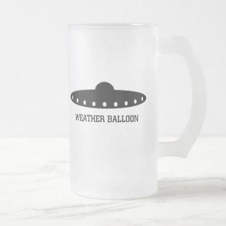 Weather Balloon UFO Coffee Mug
