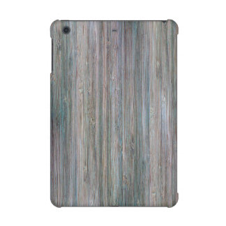 Weather-beaten Bamboo Wood Grain Look iPad Mini Retina Cover