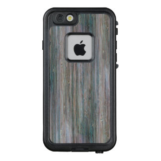 Weather-beaten Bamboo Wood Grain Look LifeProof® FRĒ® iPhone 6/6s Case