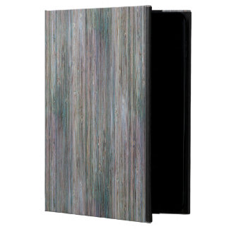 Weather-beaten Bamboo Wood Grain Look Powis iPad Air 2 Case