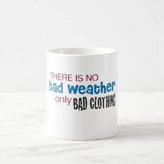 Weather & Clothing Coffee Mug