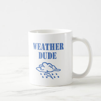 Weather Dude Mug