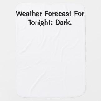 Weather Forecast For Tonight: Dark Stroller Blankets
