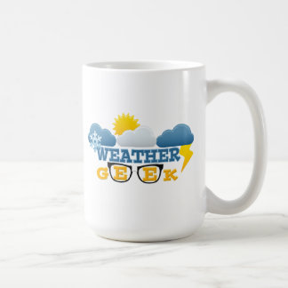 Weather Geek Mug