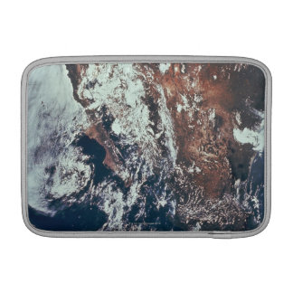 Weather Patterns over Earth Sleeve For MacBook Air