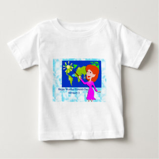 Weather Person's Day February 5 Baby T-Shirt