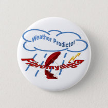Weather Predictor Pinback Button