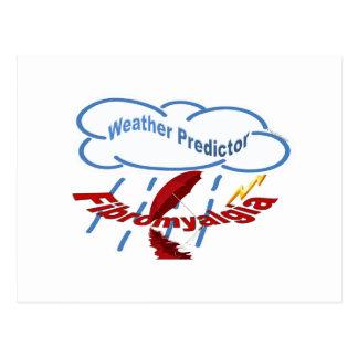 Weather Predictor Postcard