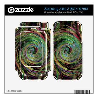 Weather Samsung Alias 2 Skin